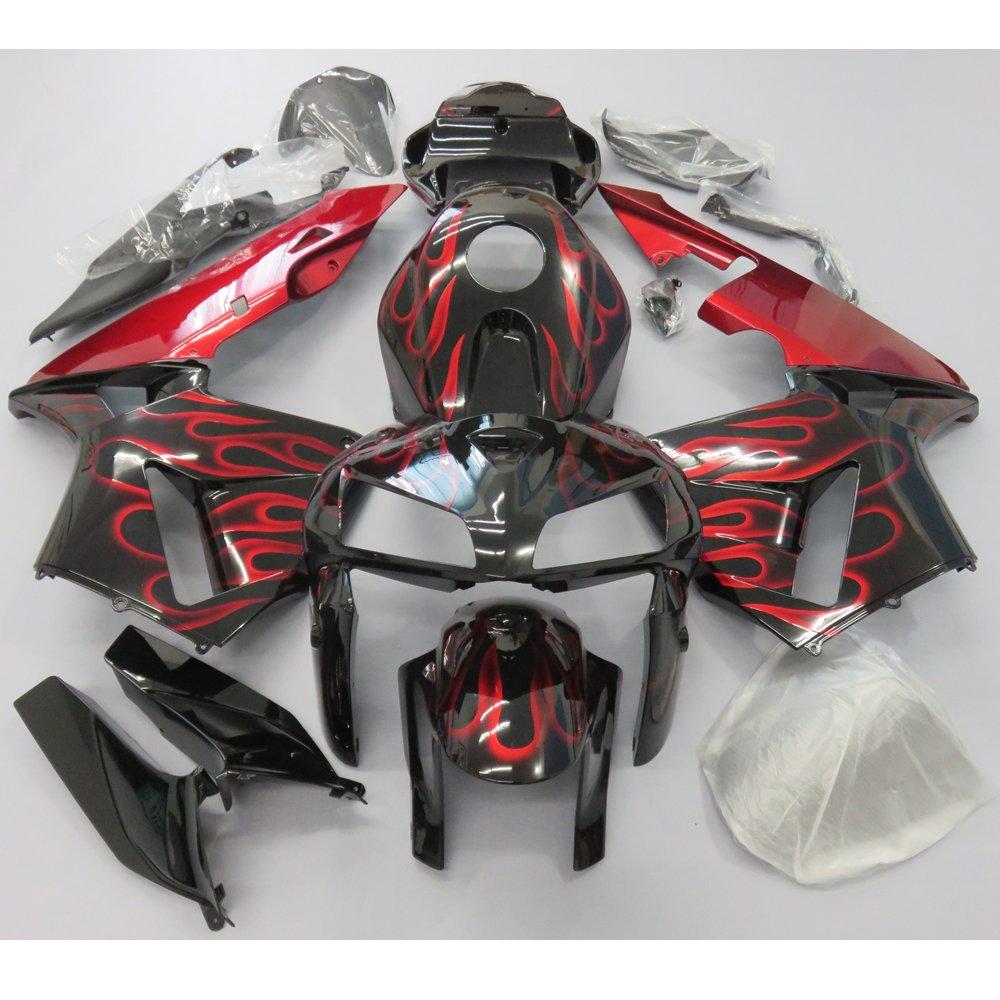 Custom Injection Fairings For Honda CBR 600 RR F5 2005 2006 CBR 600RR 05 06 Full Fairing Kit Bodywork Frame CBR600 RR 2005-2006 uv paint bodywork fairing injection for honda cbr 600rr f5 2005 2006 06 2 [ck1279]