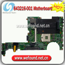 643216-001,Laptop Motherboard for HP 6360B Series Mainboard,System Board