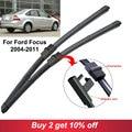 Coche limpiaparabrisas de accesorios de coche para Ford Focus 2 Estilo de coche S530 2004, 2005, 2006, 2007, 2008, 2010 2011