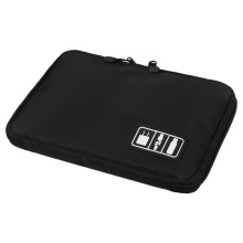 Hot Sales Organizer System Kit Case Storage Bag Digital Devices USB Data Cable Earphone Wire Pen Travel Insert 5076