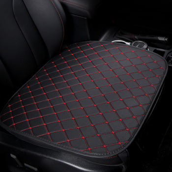 Pu car seat cover front rear leather cushion protector mat pad for BMW X1 X3 X4 X5 g30 e30 e34 e36 e38 e39 e46 e53 e60 e70 e83 image