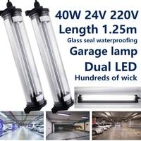 40W Explosion proof Waterproof Led Light Garage Warehouse Lamp Industrial CNC Machine Tool Light 220V