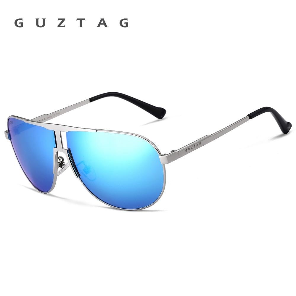 GUZTAG Marque De Mode Classique lunettes de Soleil Polarisées Hommes ... 40b7de954567