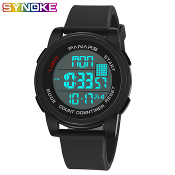 PANARS Sport Watch Mens Diving Digital Watches Fitness G Style Men Shock Water Resistant Wristwatch electronic Wrist Alarm Clock