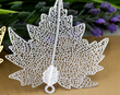 65*58mm antique bronze/silver/gold Mix filigree Canada maple leaf charms, fashion antique metal jewelry making pendant souvenir(China)