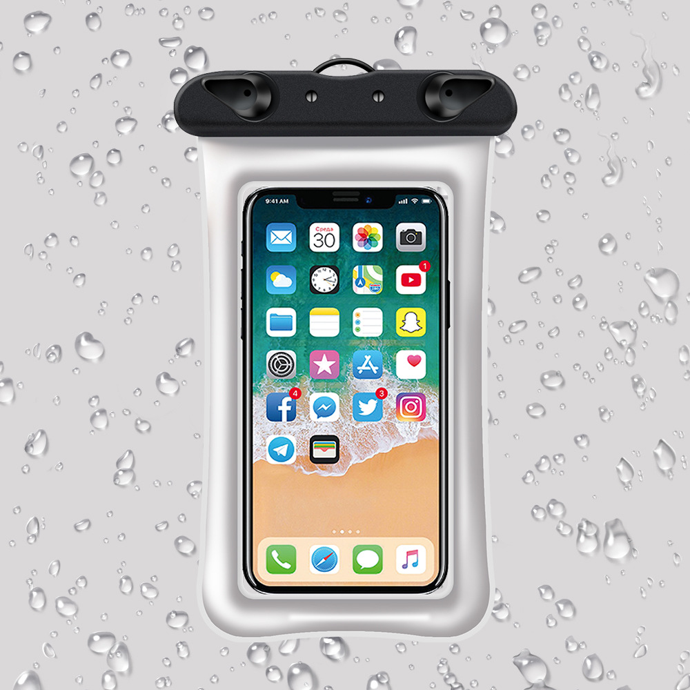 Waterproof floating phone case pouch 2