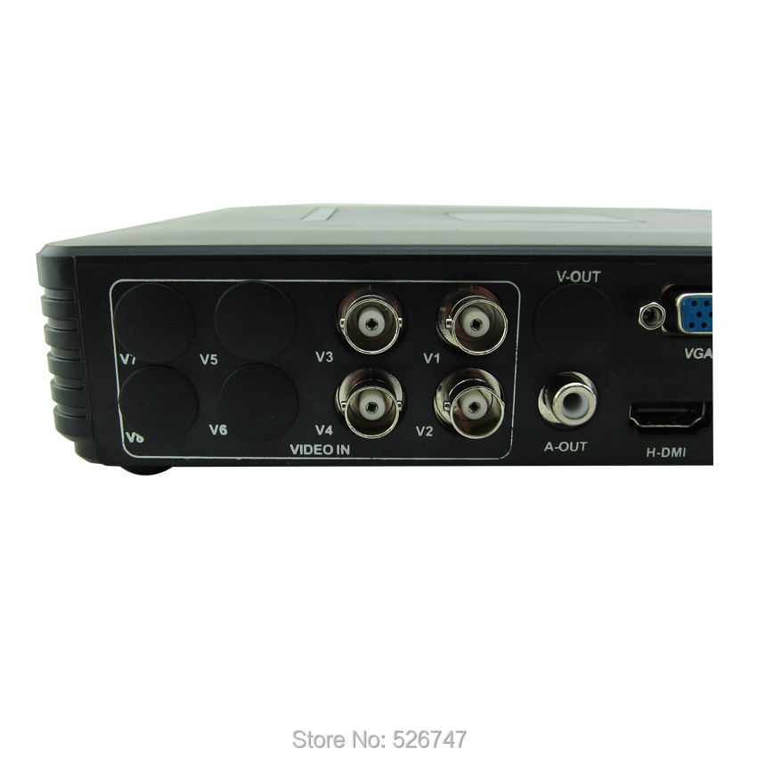 DVR 4 Channel A1104NS-3