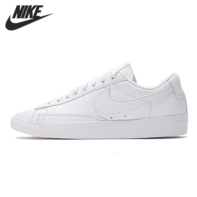 737f29c5fedae8 Original New Arrival 2018 NIKE W BLAZER LOW LE Women's Skateboarding Shoes  Sneakers