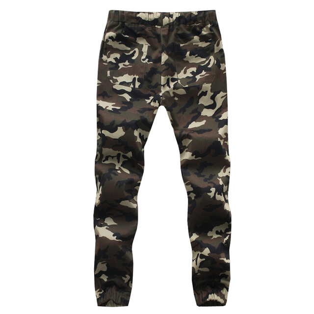 2017 new arrivals military style camouflage mens pants masculino men's trousers pantalon homme men joggers M-4XL AYG187