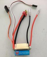 Wholesale 1pcs 7 2 16V 320A Brushed ESC Speed Controller Dual Mode Regulator Band Brake 5V