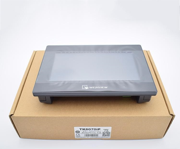 TK6071IP WEINVIEW Weintek replace TK6070iP Touch Screen,7 TFT 800 x 480 32Bit RISC CPU 400MHz Original new HMI 1 year warranty