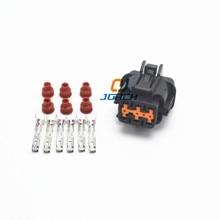 Free shipping 5sets sunitomo 6pin auto plug waterproof elect
