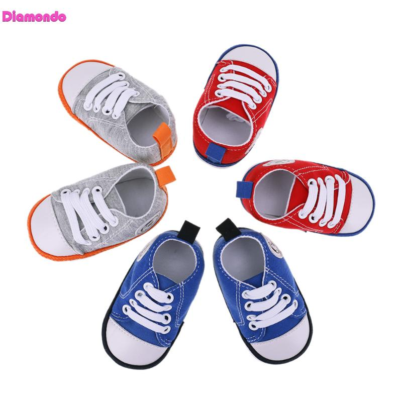 Baby Girl Boy Sports Shoes Toddler Home Anti Slip Casual First Walkers Newborn Infant Soft Bottom Football Shoes Kids Prewalkers