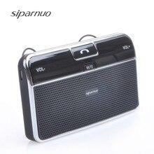 Беспроводной Bluetooth Громкая автомобильный комплект с автомобиля Зарядное устройство Bluetooth Hands поддерживает GPS и MP3 аудио
