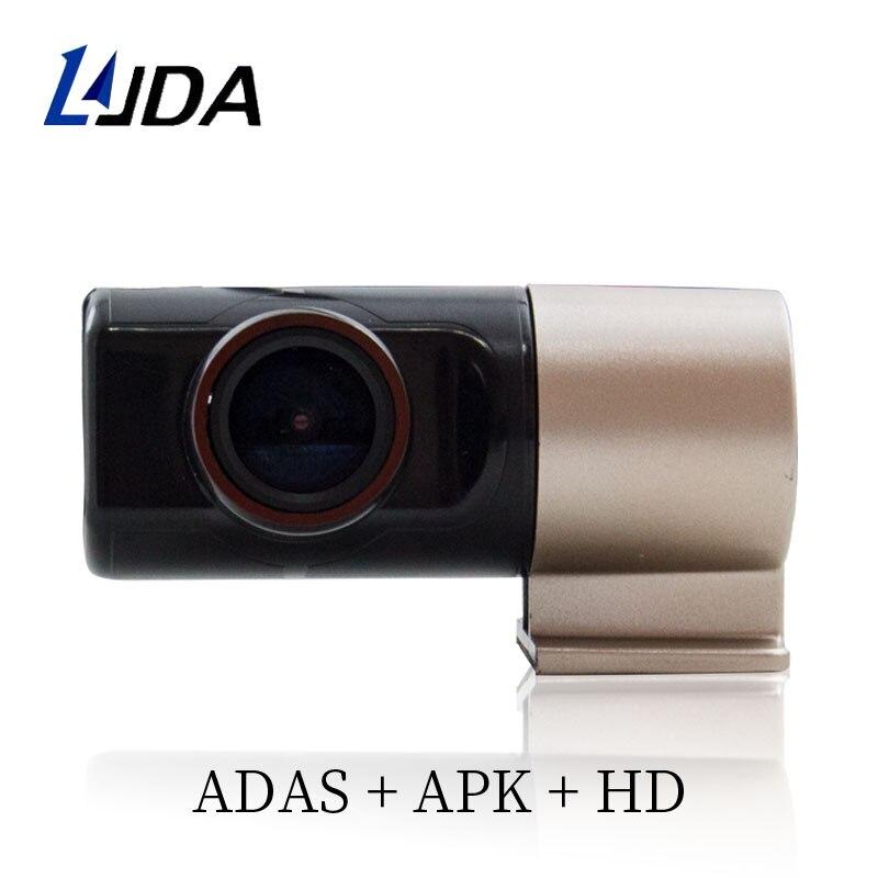 HD 1080P USB2.0 Car DVR Camera Night Vision Front Camera For Android Car DVD Monitor Recorder 1280*720 GPS record Anti-collision