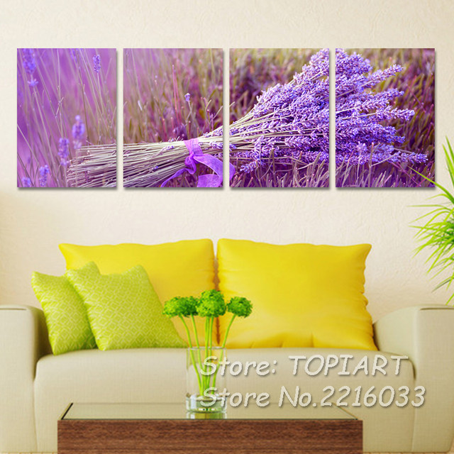 Funky Purple Wall Decor Composition - All About Wallart - adelgazare ...
