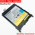 New Original Tablet battery for LENOVO IdeaPad K1 L10M2I21  L10M2121  LePad S1 Y1011 7.4V 27WH 3700MAH