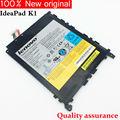 Nueva original de la tableta l10m2i21 batería para lenovo ideapad k1 lepad s1 y1011 7.4 v 27wh l10m2121 3700 mah