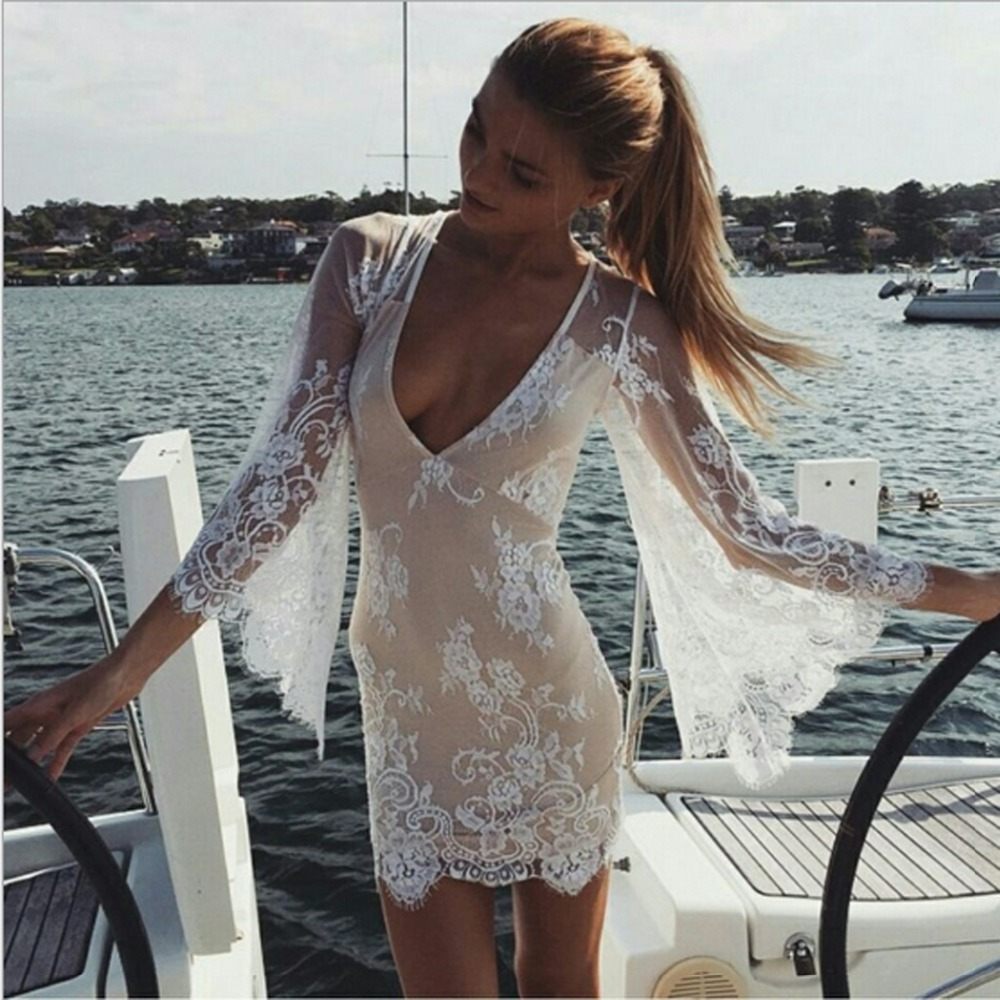 See Thru Summer Dresses