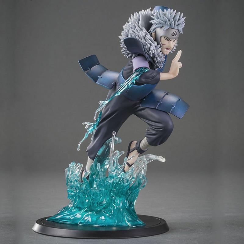 Anime Naruto Shippuden Senju Tobirama PVC Figure Statue Toy New In Box 19cm