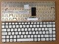 Nova sl eslováquia teclado para asus u36 u36sd u36sg u40sd u41j u41jf u41sv sl branco sem quadro teclado do laptop