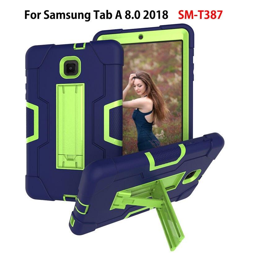 SM-T387 Case For Samsung Galaxy Tab A 8.0 T387 T387V 2018 8.0