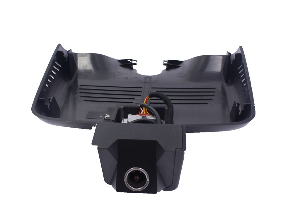 PLUSOBD Hidden Car DVR Dash Cam HD Vehicle Black Box DVR Car Camera Car Black Box Cam For Mercedes Benz C/GLC 205G 2015-2017