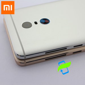 Image 5 - Original Battery Back Cover For Xiaomi Redmi Note4 Back Housing Rear Door Case For Redmi Note 4 Power Volume Buttons+Camera Lens
