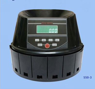 Electronic coin counter &sorter for most countries coins except Canada,Turkey,United Kingdom,Russia,Singapore