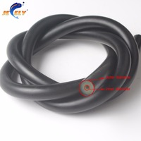 Free Shipping 50cm 10mm 20mm UV Protection Latex Rubber Tube Spearfishing Gun Band