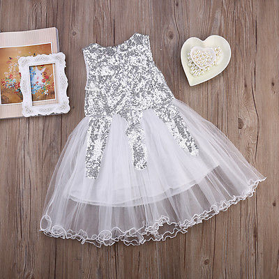2016 Summer New Lace Vest Baby Flower Girl Sequins Dress Party Gown Formal Bridesmaid Tutu Princess Dress spring summer women casual shoes fashion canvas mother driving shoes breathable flat with shoes apple patchwork canvas