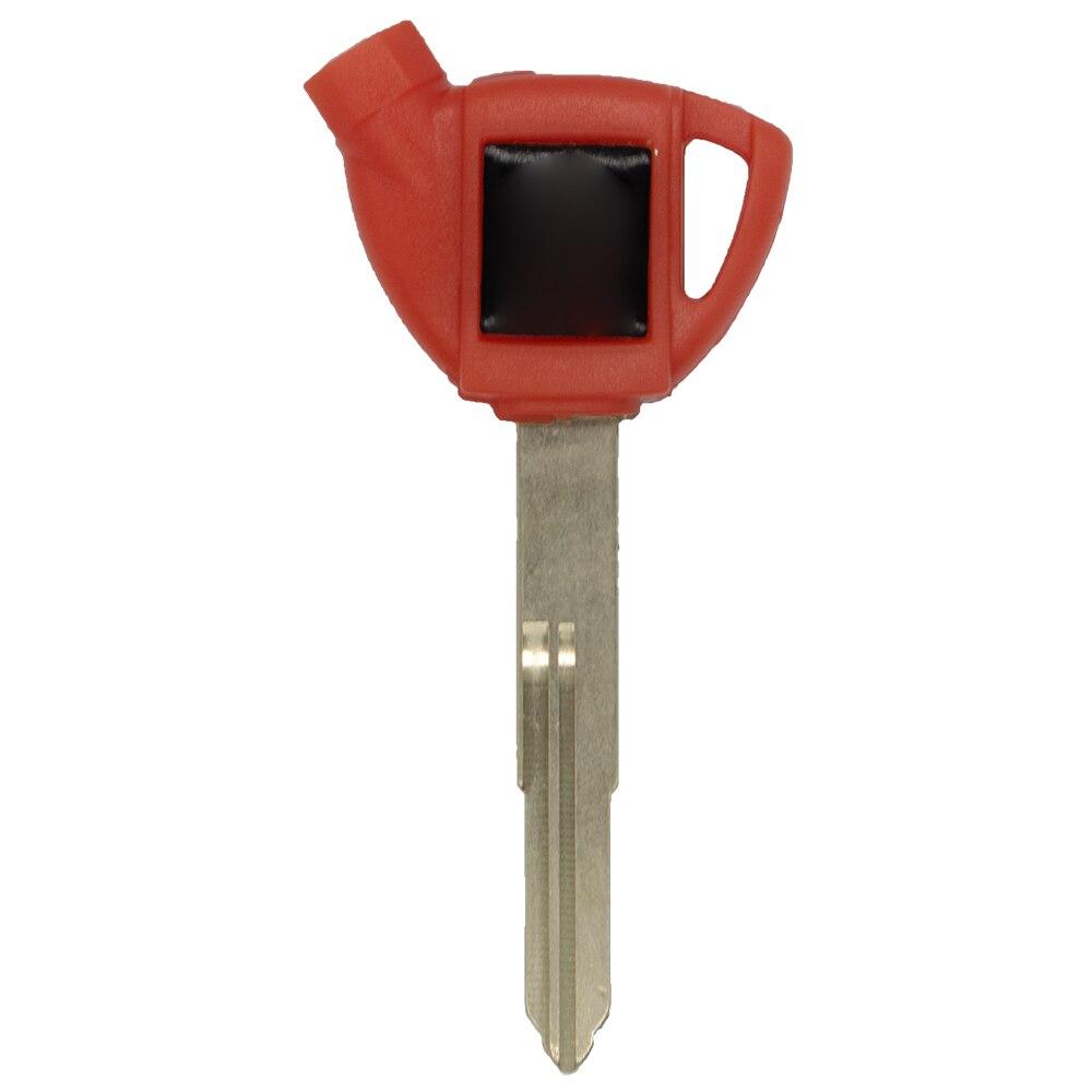 WhatsKey 5Pcs/Lot Motorcycle Uncut Blade Magnet Key For Suzuki AN200 AN250 AN400 AN650 Burgman AN 125 250 400
