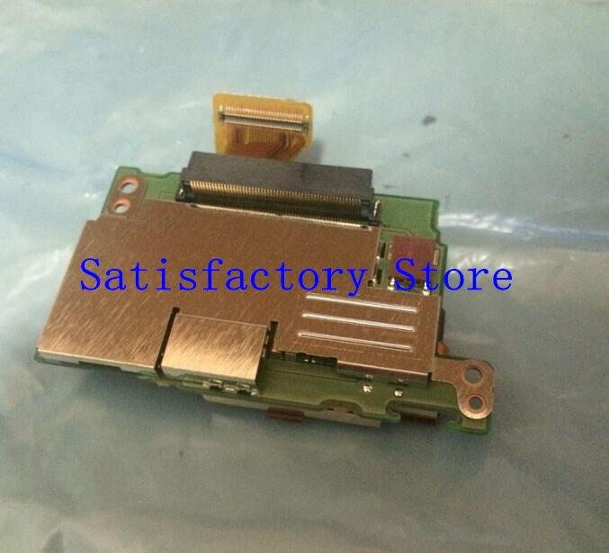 Substituição original para canon 7d2 7d mark ii 7dii dc placa de alimentação da câmera peças de reparo