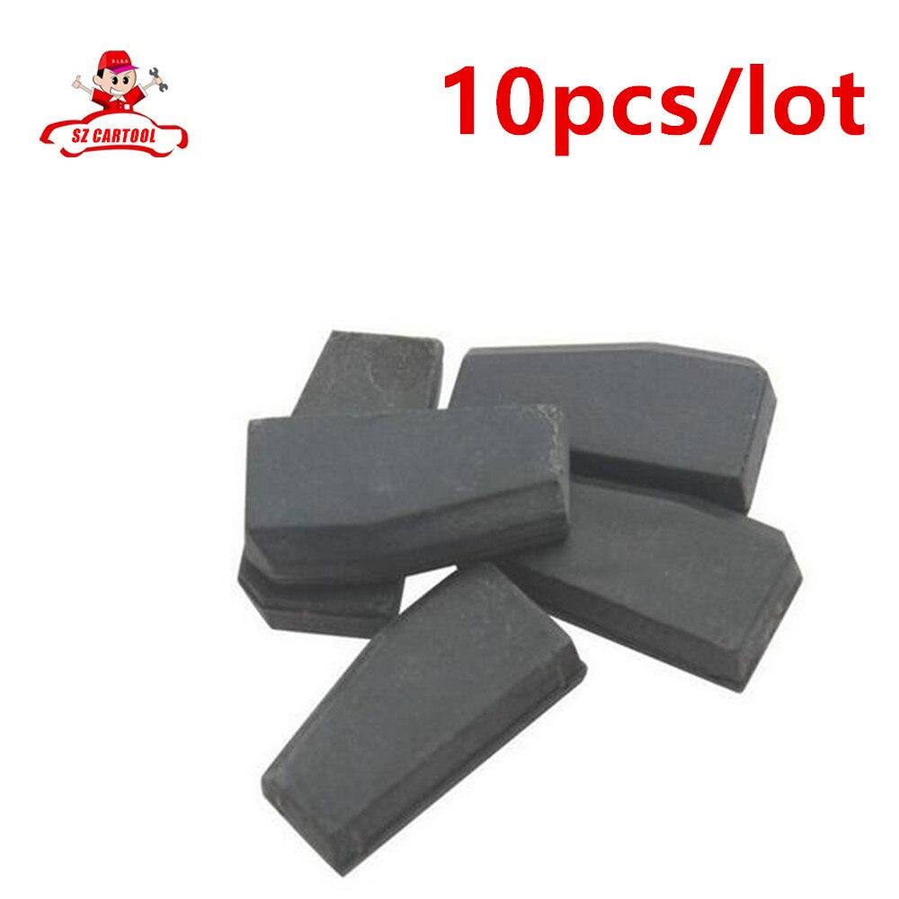 imágenes para 10 unids/lote Chip Llave Del Coche T5 (ID20) id t5 transpondedor chip De Cerámica para la Llave Del Coche Herramienta de Cerrajero Envío gratis