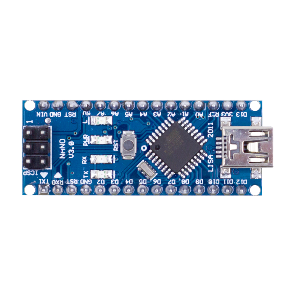 Nano Mini USB With The Bootloader Compatible Nano 3.0 Controller For Arduino CH340 USB Driver 16Mhz Nano V3.0 ATMEGA328P