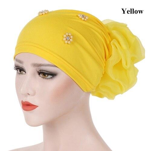 yellow Hijabs