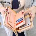 2016 Hot Sale PursNew arrival fashion wallets women long design cute Bowknot large capacity lunch box ladies wallet purse clutch
