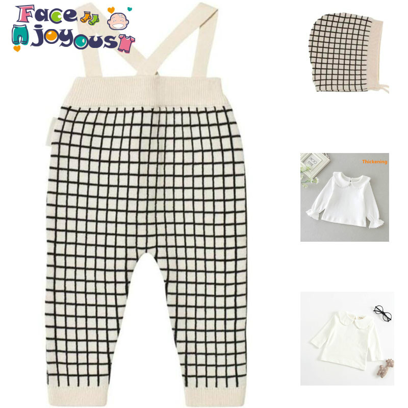 715d73a40 Baby Knitting Grid Rompers Cute Double sided Color Newborn Baby Boys ...