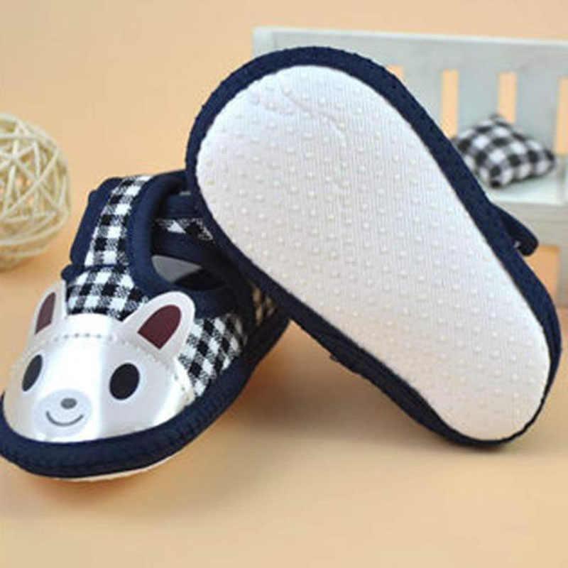 Gorąca sprzedaż tanie śliczne pierwsze Walker Plaid Sneaker dziecko mokasyny dziecięce buty Sapatos Infantil Menina Menino noworodka buty hurtownia