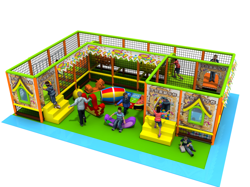 Kids indoor soft naughty castle playground structure children maze park ball pool YLW-IN171041 ylw ce approved supermarket kids indoor playground equipment golden factory indoor soft play system