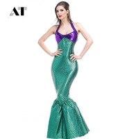 Sexy Halloween Costume Fantasia Mermaid Costume Mermaid Princess Adult Mermaid Dress Costume Fancy Dress