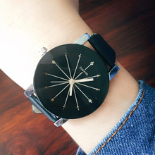 1 Pair Lovers Watch Women Men Wristwatches Couples Clock Qua