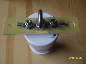 Image 2 - Dykb 1:1 Hf Balun Waterdicht 150W 1 60Mhz Ratio Balun Voor Hf Amateur Radio Dipool Antenne Kortegolf korte Golf Balun