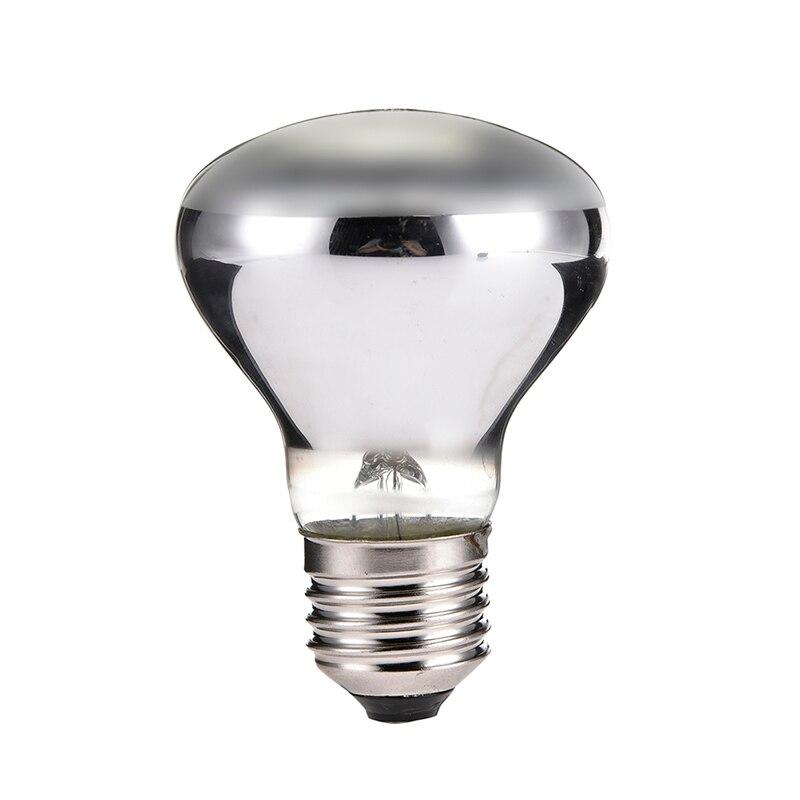 25/50/75/100w Mini Reptile Daylight Lamp Thermal Light Lamp For Snakes Lizards Tortoise E27 Reptiles Amphibian Animal Lighting #4