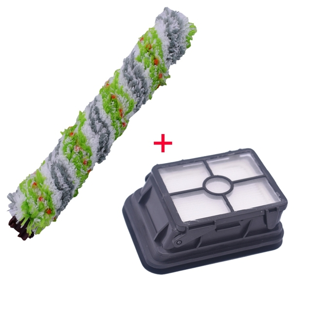 Pet Brushes /& Filters For Bissell CrossWave Pro 2306//1785 Vacuum Cleaner Parts