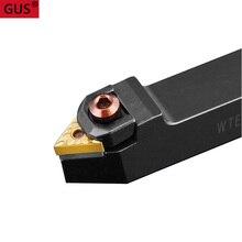 NC Tool Bar of 60 Degree External Turning Tool  WTENN2525M16 Lathe Tool Accessories akg n 60 nc