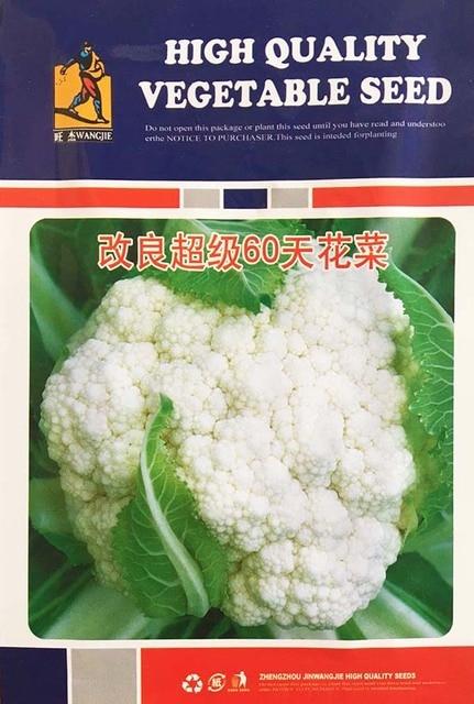 Vegetable seeds modified 60 days cauliflower seeds cabbage flower vegetable seeds modified 60 days cauliflower seeds cabbage flower flower white white bright gloss good 3 mightylinksfo
