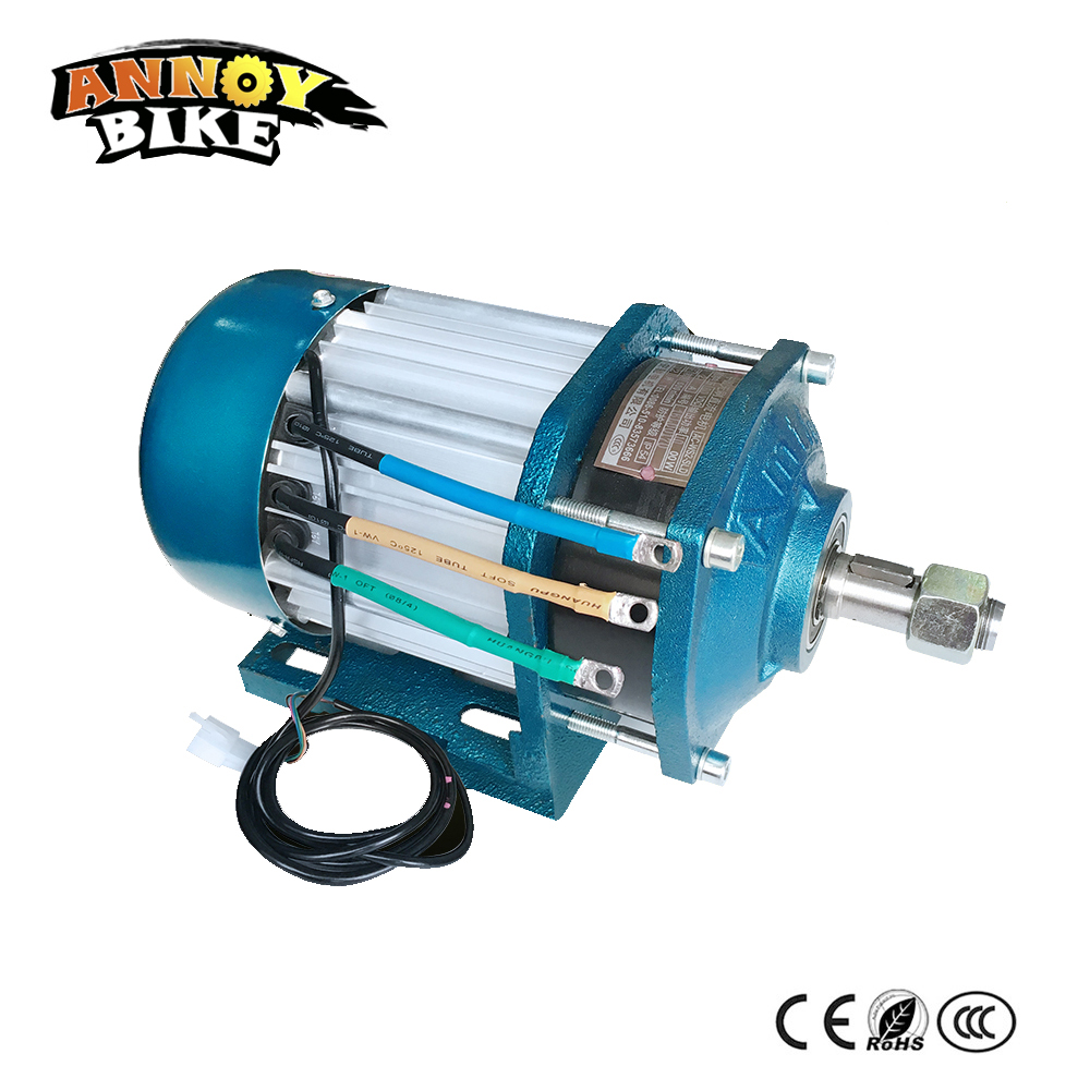 60v 72v 1000w 1500w 3000W BLDC Mid Drive Chain Drive High Torque Gear Motor For Electric ATV Tricycle Rickshaw Tourist Bus aurora double drive 1500