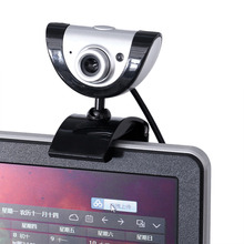 PC Video Record HD Night Vision Webcam Web Camera with MIC for Computer Windows XP / win7 / win8 / Vista Laptop