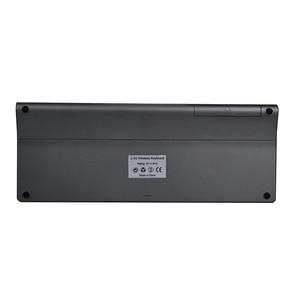 Image 5 - Zienstar Touchpad ile 2.4G kablosuz Mini klavye ve Numpad için Windows PC, dizüstü bilgisayar, Ios pad, akıllı TV, HTPC IPTV, Android kutusu
